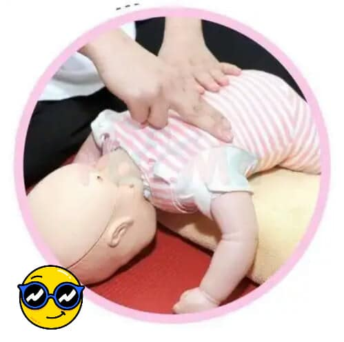 Tepukan Percussion Bantu Buang Kahak Bayi