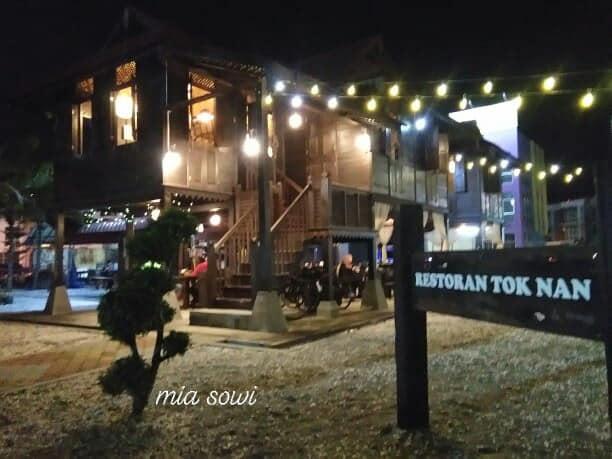 jalan-jalan cari makan : restoran tok nan