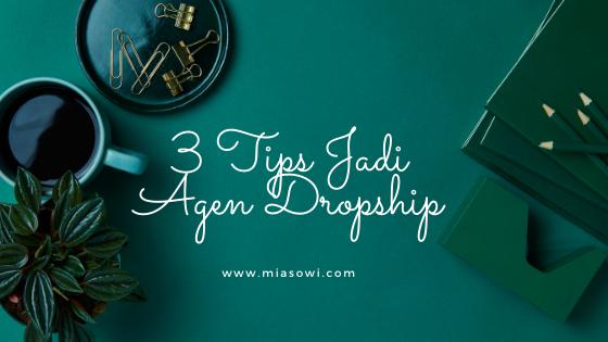 3 Tips Cara Jadi Agen Dropship