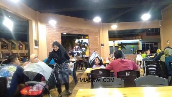 Jalan-Jalan Cari Makan : La Parra Ipoh, Perak