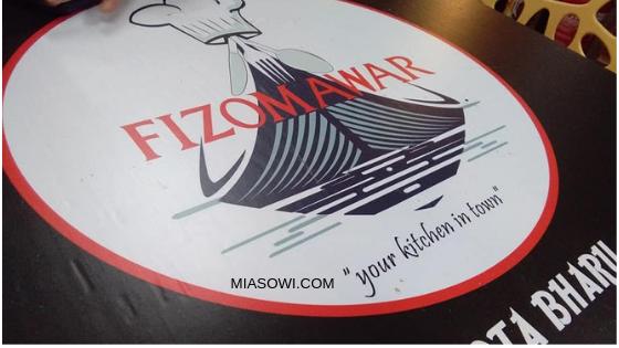Jalan-Jalan Cari Makan : FizoMawar Kitchen, Kota Bharu