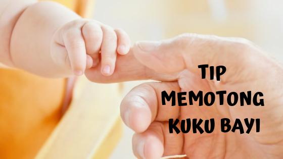 sunnah hari jumaat : tip memotong kuku bayi