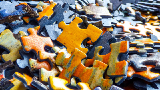 5 Manfaat Permainan Puzzle Merangsang Perkembangan Bayi