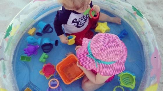 Kelebihan Permainan Kolam Mandi Untuk Bayi