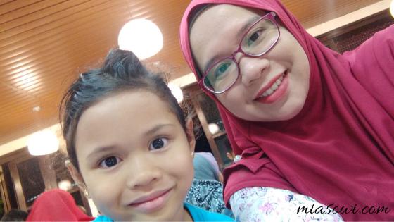 Persepsi Di Mata Anak Kecil dan Ibu Tentang Kehidupan Harian