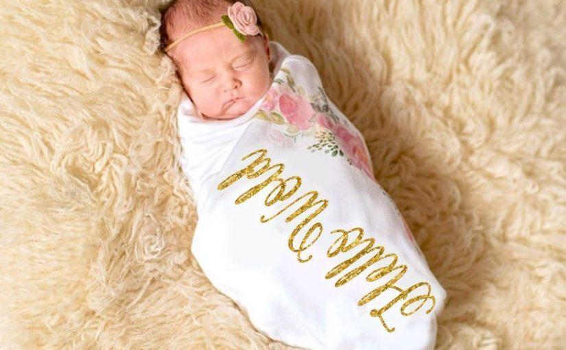 Set Baby Spa Wajib Ada Dalam Senarai Barang Keperluan Bayi Baru Lahir