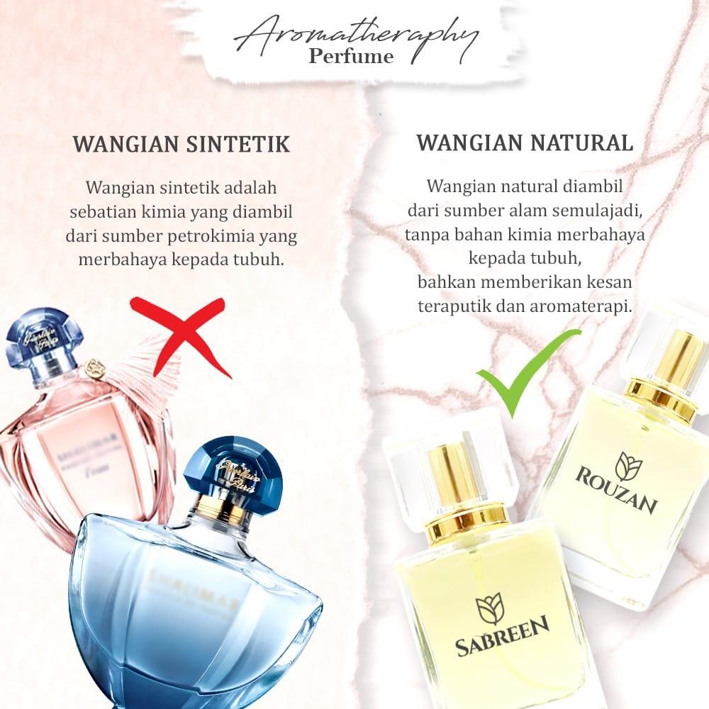 Perfume Tasneem Naturel Paling Wangi Untuk Kegunaan Lelaki Dan Perempuan
