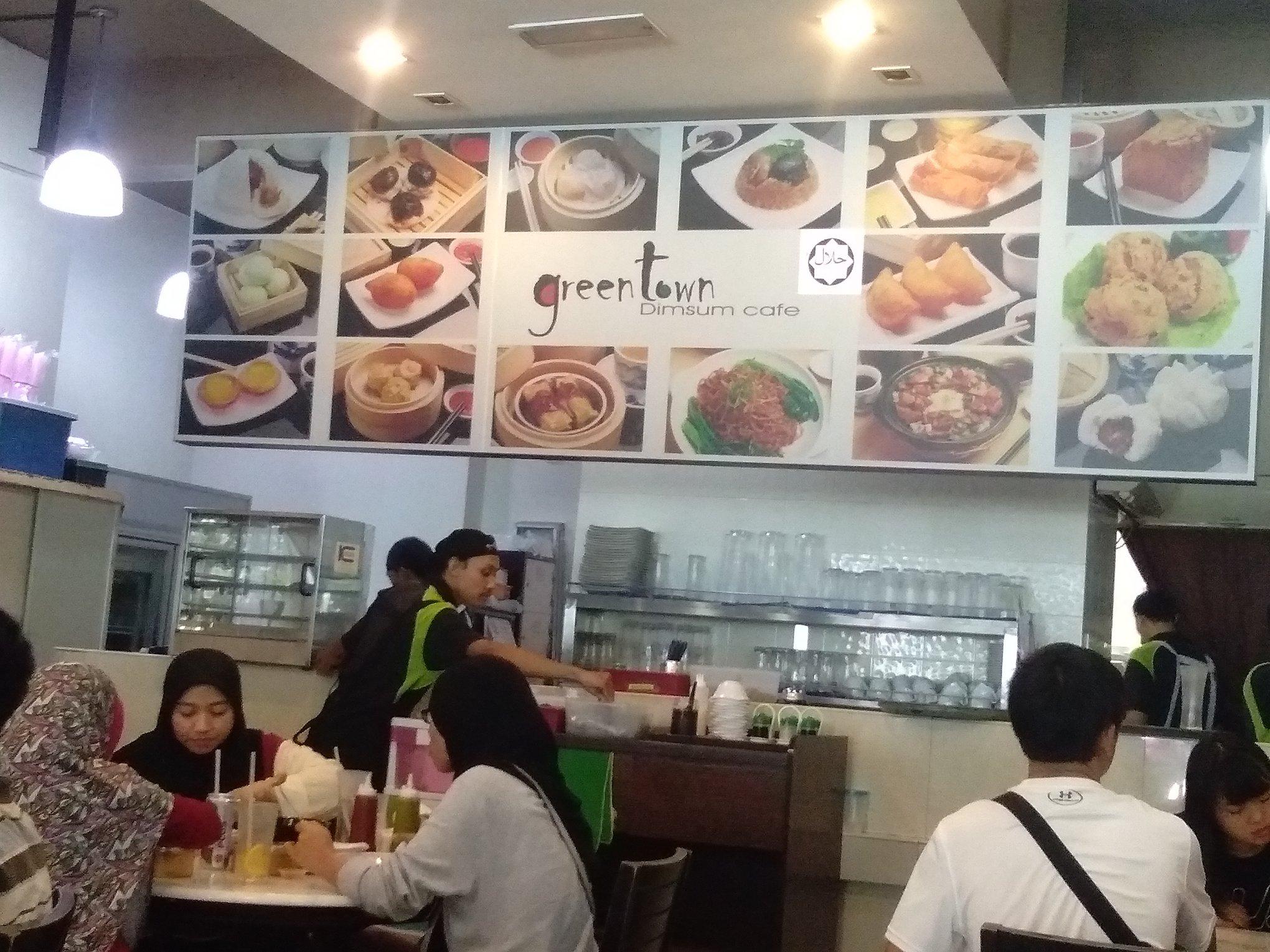 Jalan-Jalan Cari Makan : Dim Sum Cafe Greentown, Ipoh Perak