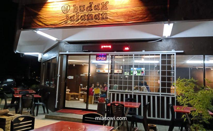 Jalan-Jalan Cari Makan : Restoran Budak Jalanan, Ipoh Perak